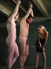 Audrey Leigh, Madison Young and Wild Bill